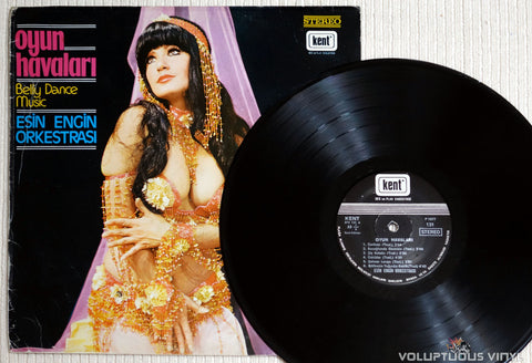 Esin Engin Orkestrası ‎– Oyun Havaları Belly Dance Music - Vinyl Record