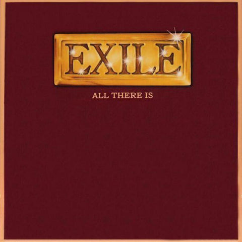 Exile – All There Is - Vinyl Record