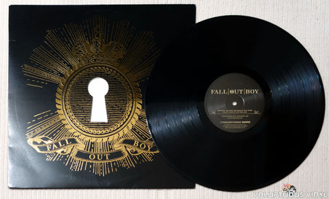 Fall Out Boy ‎– From Under The Cork Tree - Vinyl Record