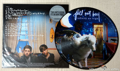 Fall Out Boy ‎– Infinity On High - Vinyl Record