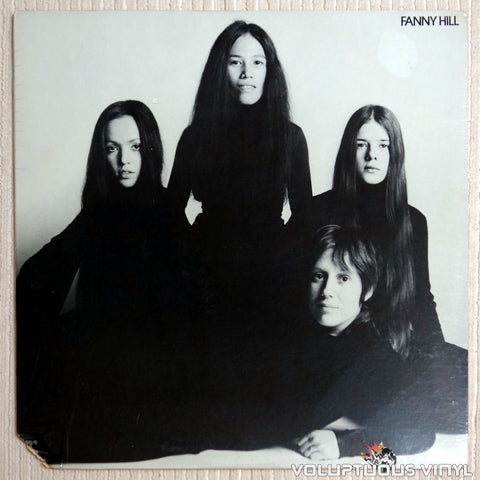 Fanny ‎– Fanny Hill (1972) SEALED