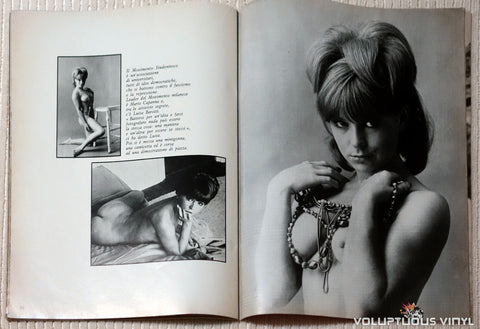 Fiesta - April 1970 - Nude Pinups