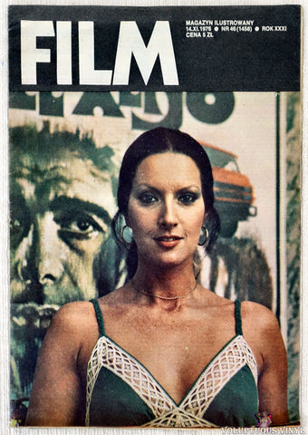 FILM - 1976 - Helga Liné Front Cover