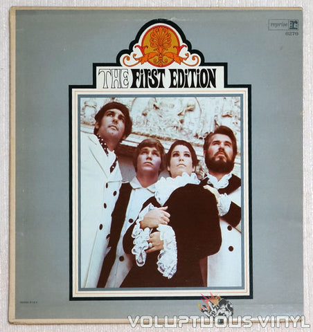 Kenny Rogers & The First Edition Vinyl Record Front Cover