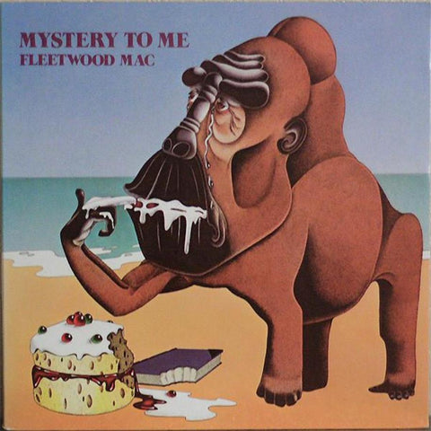 Fleetwood Mac ‎– Mystery To Me vinyl record front cover