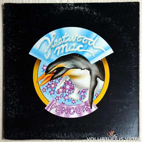 Fleetwood Mac ‎– Penguin - Vinyl Record - Front Cover