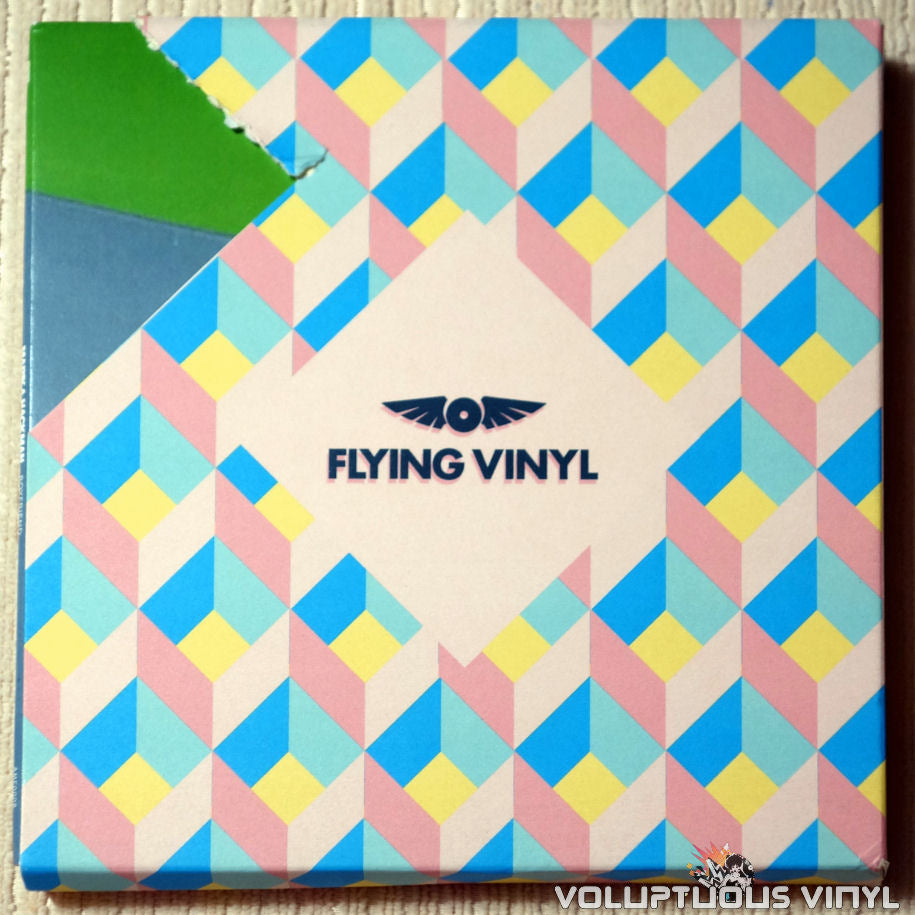 Various ‎– Flying Vinyl: April 2017 - Vinyl Record - Front Cover