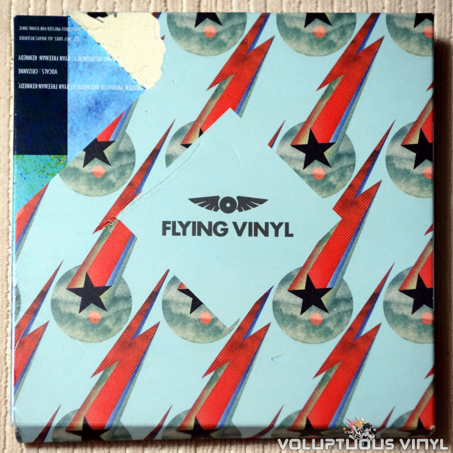 Various ‎– Flying Vinyl: August 2017 - Vinyl Record - Front Cover