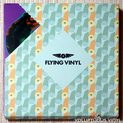Various ‎– Flying Vinyl: January 2017 - Vinyl Record - Front Cover