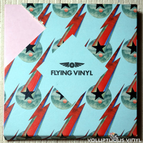 Various ‎– Flying Vinyl: June 2017 - Vinyl Record - Front Cover