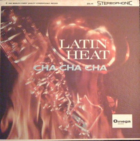 The Francis Bay Orchestra ‎– Latin Heat (1960) Cheap Vinyl Record