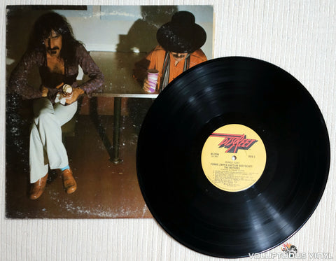 Frank Zappa / Captain Beefheart / The Mothers ‎– Bongo Fury - Vinyl Record