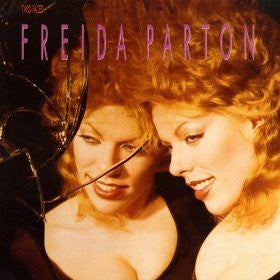Freida Parton ‎– Two-Faced (1984) Cheap Vinyl Record