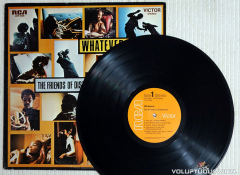 The Friends Of Distinction ‎– Whatever - Vinyl Record