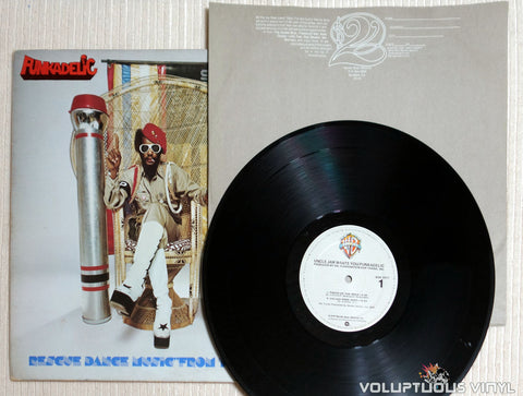 Funkadelic ‎– Uncle Jam Wants You - Vinyl Record