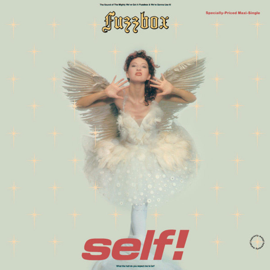 Fuzzbox ‎– Self! - Vinyl Record - Front Cover