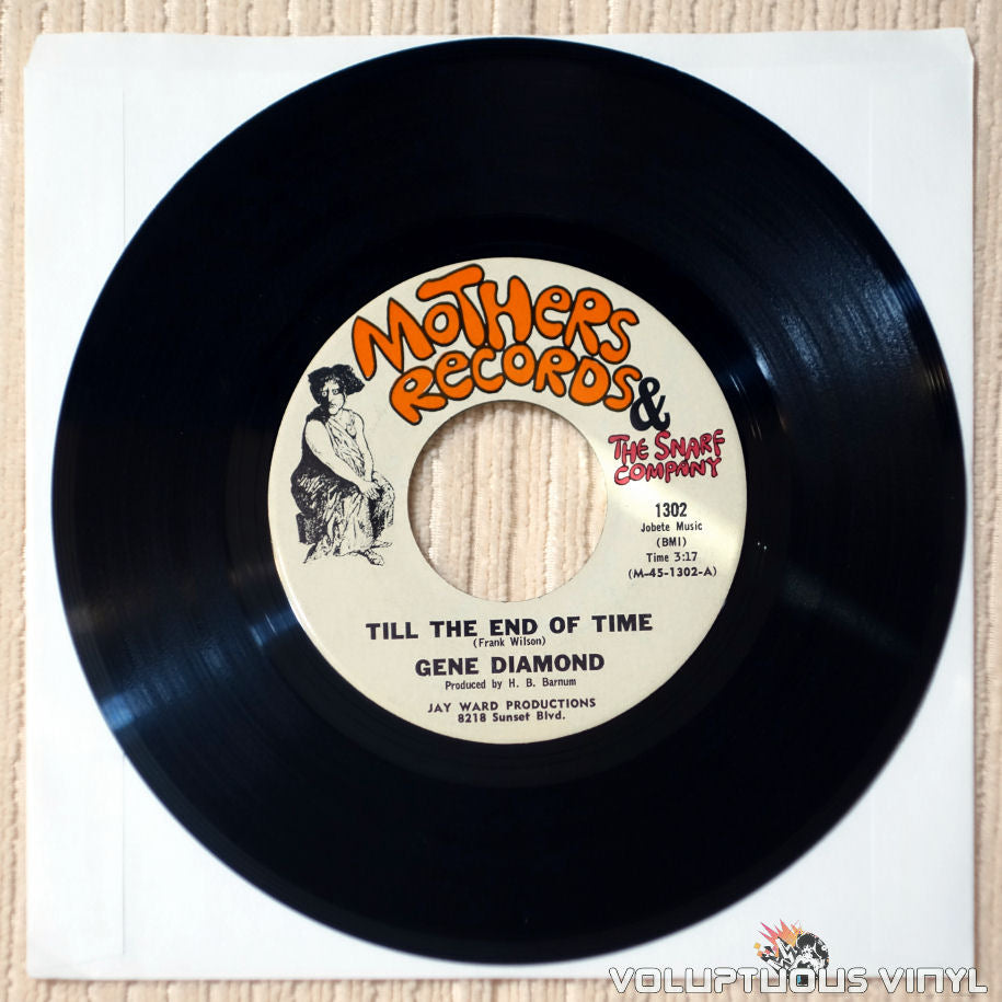 Gene Diamond ‎– Till The End Of Time vinyl record