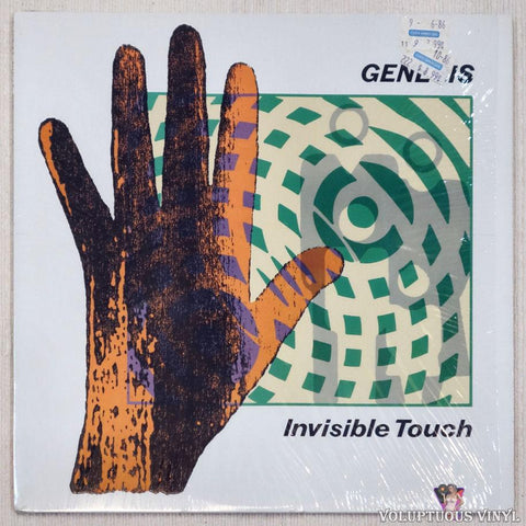 Genesis ‎– Invisible Touch (1986)