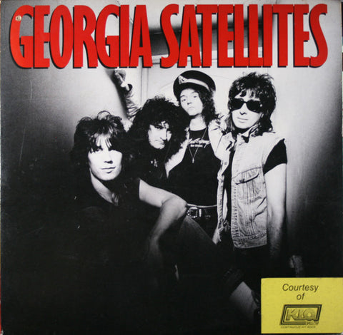 Georgia Satellites ‎– Georgia Satellites (1986) Cheap Vinyl Record