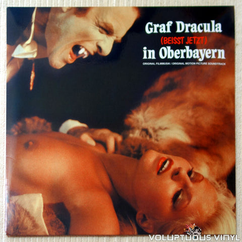 Gerhard Heinz ‎– Graf Dracula Beisst Jetzt In Oberbayern / Dracula Blows His Cool (2018) Pink Vinyl, Austrian Press