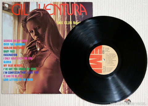 Gil Ventura ‎– Sax Club Number 14 - Vinyl Record