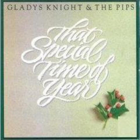 Gladys Knight & The Pips ‎– That Special Time Of Year vinyl record front cover