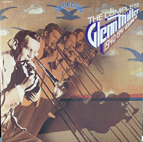 Glenn Miller ‎– The Complete Glenn Miller 1940-1941 Volume VI (1980) Cheap Vinyl Record