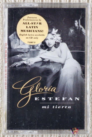 Gloria Estefan ‎– Mi Tierra (1993) SEALED