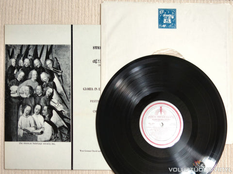 Various ‎– Gloria In Excelsis Deo: Festive Music For Christmas - Vinyl Record
