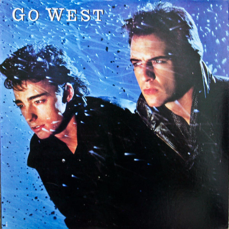 Go West ‎– Go West - Vinyl Record - Front Cover