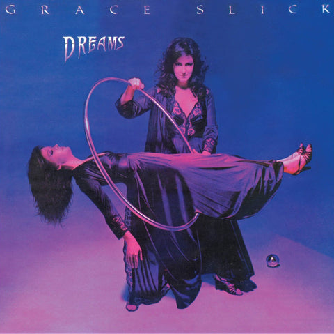 Grace Slick ‎– Dreams (1980) Cheap Vinyl Record