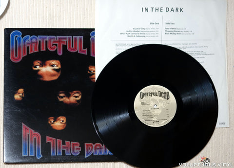 Grateful Dead ‎– In The Dark - Vinyl Record