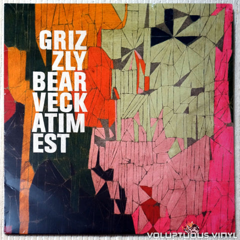 Grizzly Bear ‎– Veckatimest vinyl record front cover