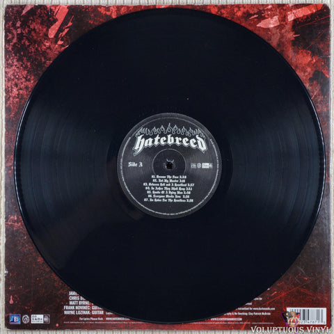 Hatebreed ‎– Hatebreed vinyl record