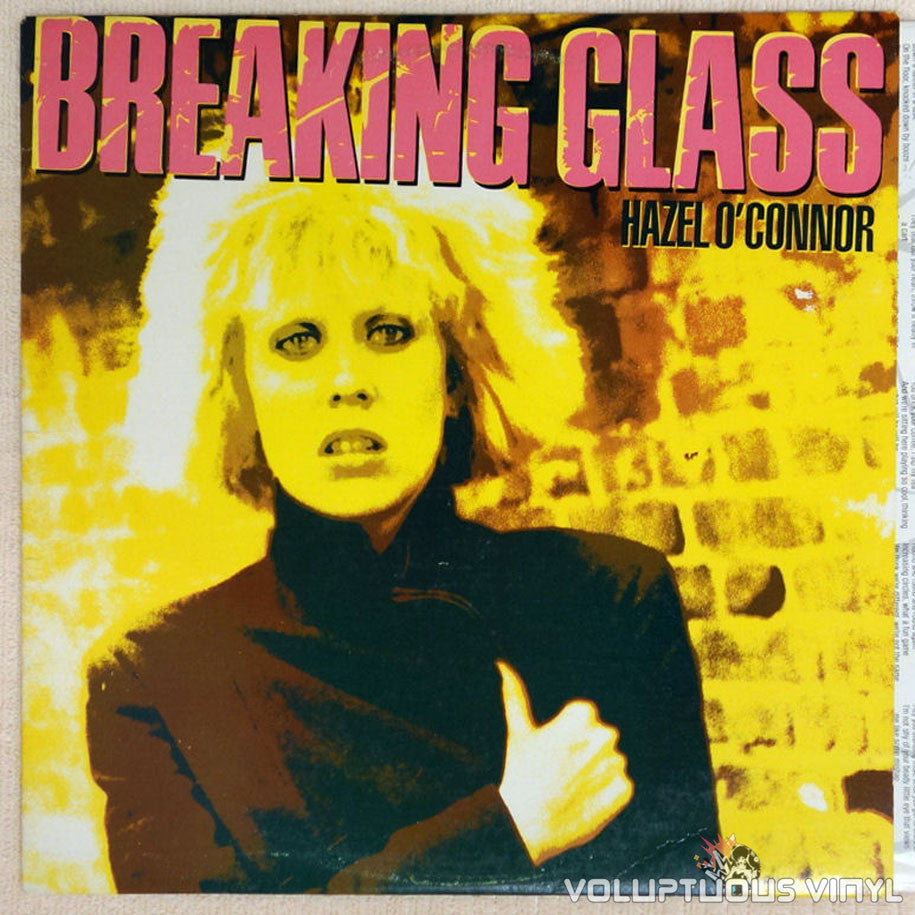Hazel O'Connor ‎– Breaking Glass - Vinyl Record