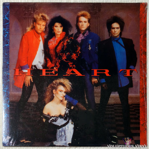 Heart ‎– Heart (1985) SEALED