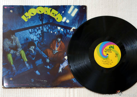 The Hook ‎– Hooked - Vinyl Record