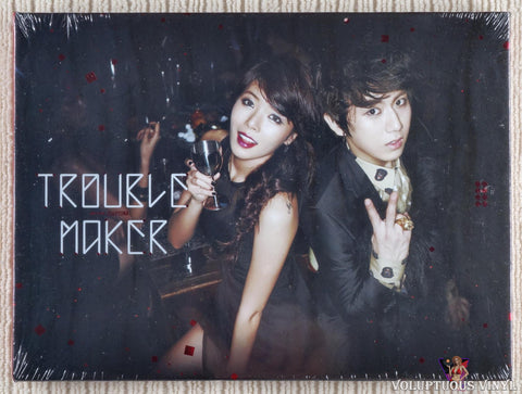 Trouble Maker – Trouble Maker (Mini Album) (2011) Korean Press, SEALED