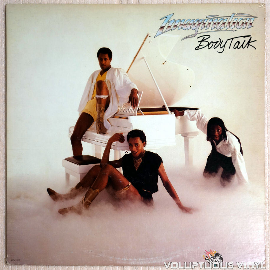 Imagination ‎– Body Talk - Vinyl Record - Front Cover