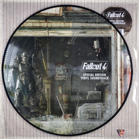 Inon Zur ‎– Fallout 4 Special Edition Soundtrack vinyl record side a