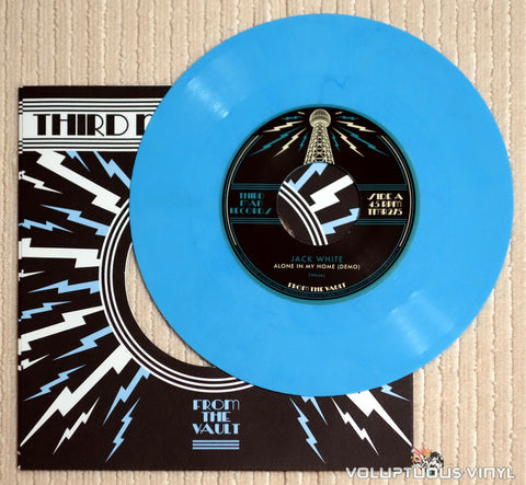 Jack White ‎– Lazaretto - Vinyl Record - Demo Single