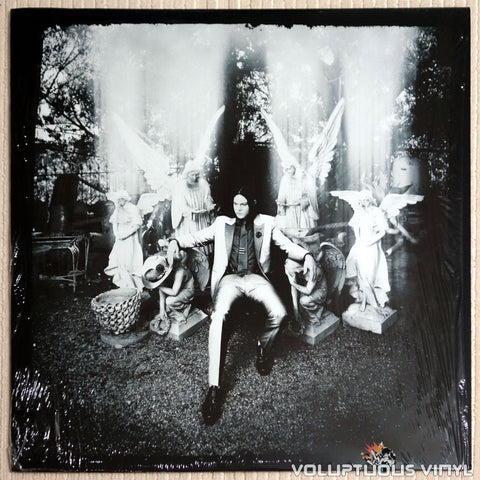 Jack White ‎– Lazaretto - Vinyl Record - Front Cover