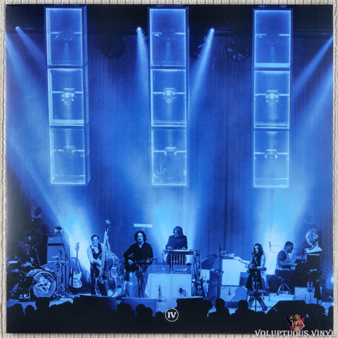 Jack White ‎– Live At The Masonic Temple album IV vinyl record front cover