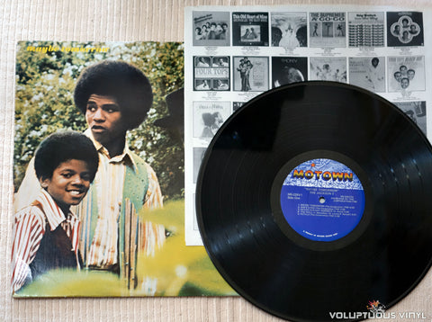 The Jackson 5 – Maybe Tomorrow - Vinyl Record