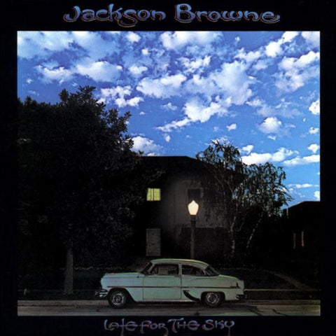 Jackson Browne ‎– Late For The Sky - Vinyl Record