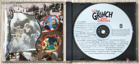 James Horner ‎– Dr. Seuss' How The Grinch Stole Christmas CD