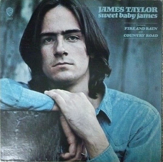 James Taylor ‎– Sweet Baby James (?) Vinyl Record
