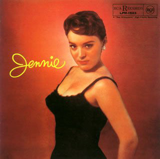 Jennie Smith ‎– Jennie (1957) Cheap Vinyl Record