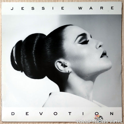 Jessie Ware ‎– Devotion - Vinyl Record - Front Cover