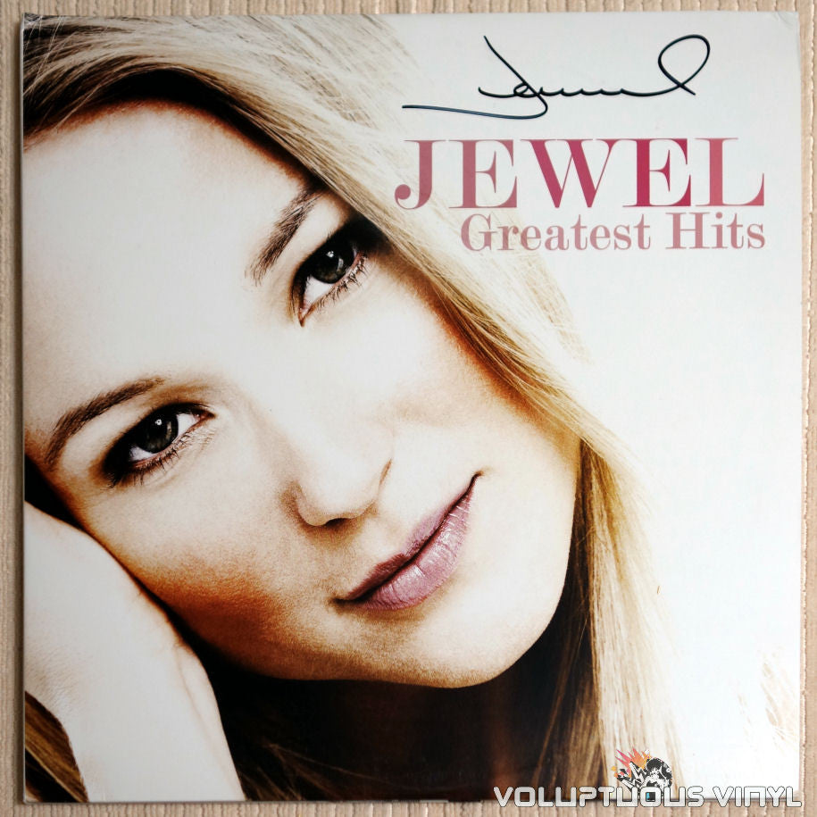 Jewel ‎– Greatest Hits - Vinyl Record - Front Cover